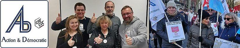 Action et Démocratie CFE-CGC   Lille